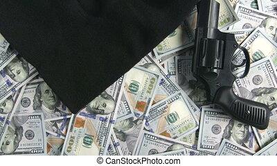 dolly:, arrière-plan noir, argent
