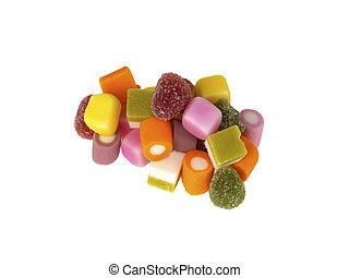 Dolly Mixure Sweets