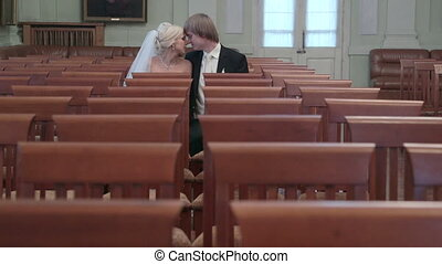 DOLLY: Wedding ceremony is over