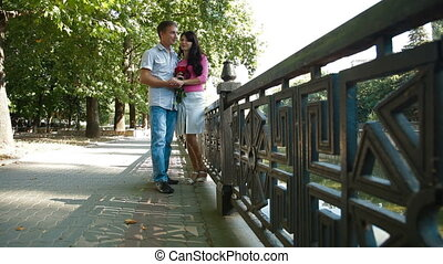 DOLLY:  young couple dating