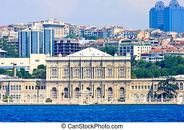 Dolmabahce Palace, Istanbul,Turkey