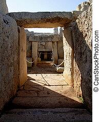 Dolmen 2 - Doorway to temple
