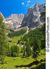 Dolomiti - Contrin Valley