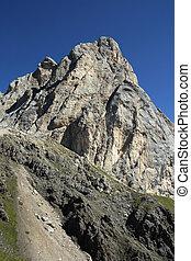 Dolomiti\'s peak