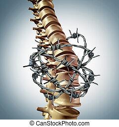 dolor de un espalda más bajo
