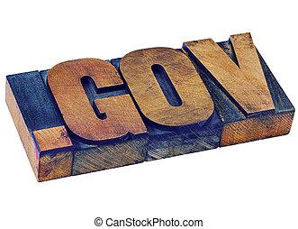 domínio, governo, -, internet, gov, ponto