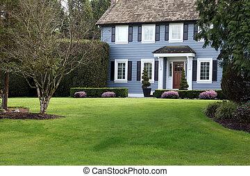 domů, tradiční