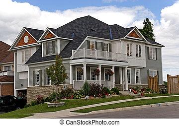 dom, 3, prywatny