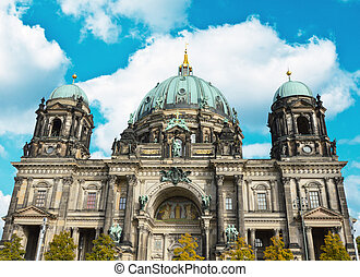 dom), -, berlin, deutschland, (berliner, kathedrale
