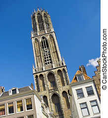 Dom cathederal in Utrecht, Holland