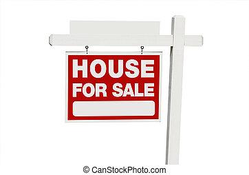dom, dla sprzedaży, realność znaczą