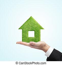 dom, dzierżawa ręka