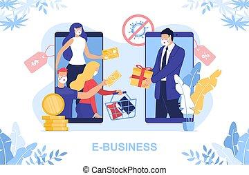 dom, e-handlowy, warunek, covid19, pandemiczny