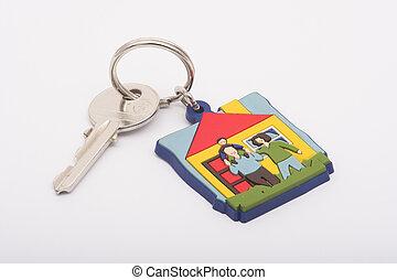 dom klucz