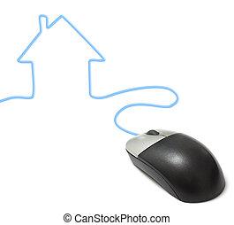 dom, kupować