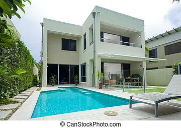 dom, luksusowy