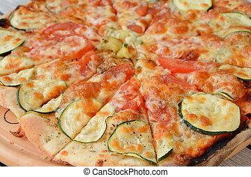 dom majstrował, pizza