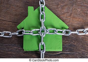 dom, pojęcie, odosobnienie