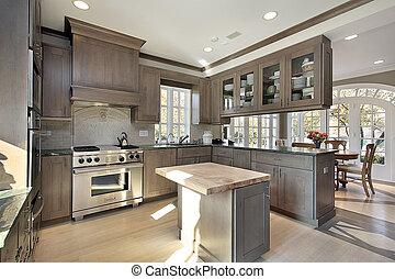 dom, remodeled, kuchnia