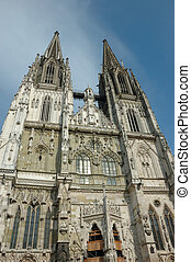 Dom- the Regensburg Cathedral