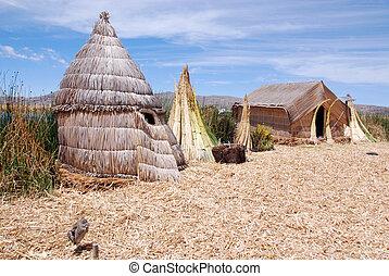 dom, titicaca
