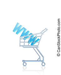 Domain address buy - Domain address/internet buy. Isolated