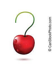 domande, frutte