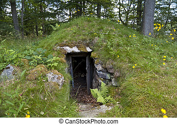 Dome Cellar in southern Sweden