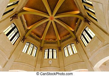 Dome in Vista House