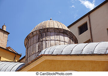 dome of a church