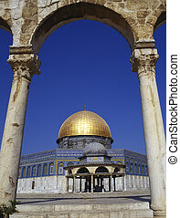 Dome of the Rock - Jerusalem - Israel
