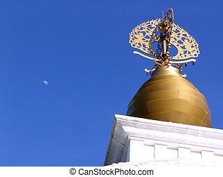 Dome on Pagoda