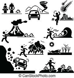 domedag, katastrof, katastrof