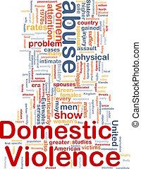 Domestic violence concept diagram - Concept diagram...