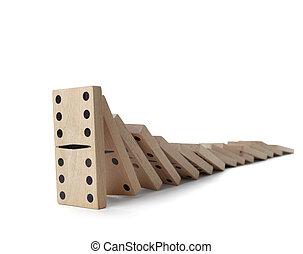 dominó, juego