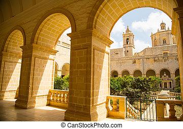 dominic, święty, malta