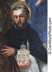 dominic, 聖者