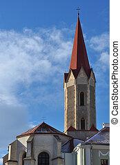 Dominican church in Kosice - Dominican church (slovak:...