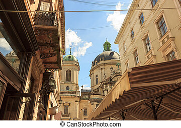 Dominican church in Lviv