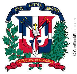 Dominican Republic Coat of Arms - Dominican Republic coat of...