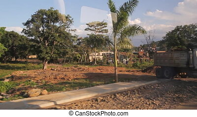 dominican., sunny., par, conduite