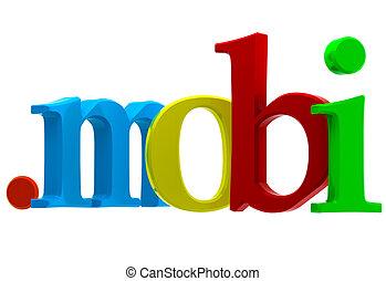dominio, mobi