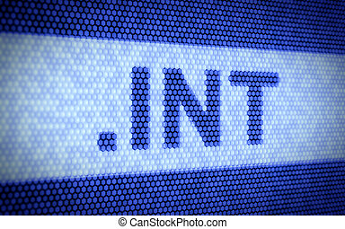 dominio, nombres, y, internet, concepto