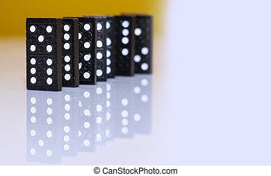 domino, boldspil