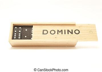 domino box game