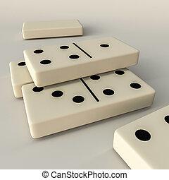 Images et illustrations de domino 2 488 illustrations de - Coloriage domino ...