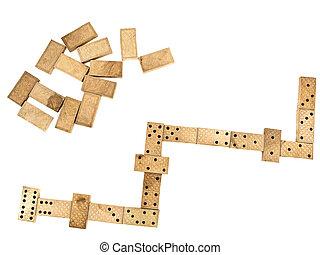 domino, jogo