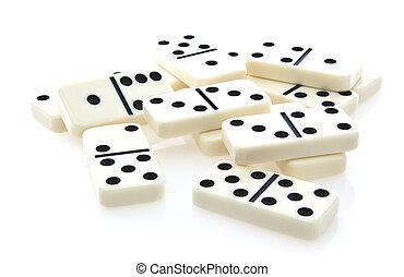 Dominoe Pile