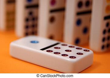 Dominoes 2 - Photo of Dominoes
