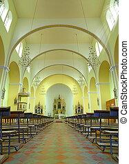 domovní, církev